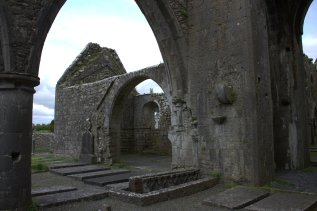 23. Claregalway Friary, Co. Galway