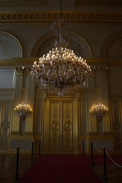 23. The Royal Palace, Brussels, Belgium