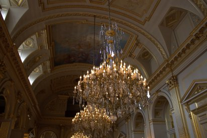 26. The Royal Palace, Brussels, Belgium
