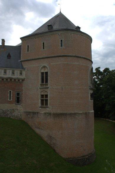 50. Gaasbeek Castle, Lennik, Belgium