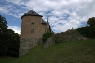 59. Gaasbeek Castle, Lennik, Belgium