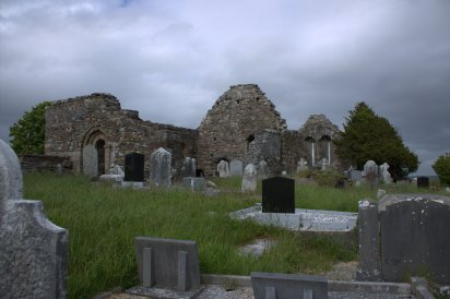 01. Aghadoe Cathedral & Round Tower, Co. Kerry