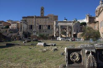 02. Roman Forum, Rome, Italy