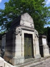 18. Pére Lachaise Cemetery, Paris, France