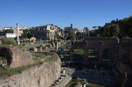 21. Roman Forum, Rome, Italy