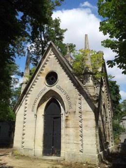 26. Pére Lachaise Cemetery, Paris, France