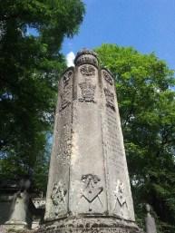 34. Pére Lachaise Cemetery, Paris, France