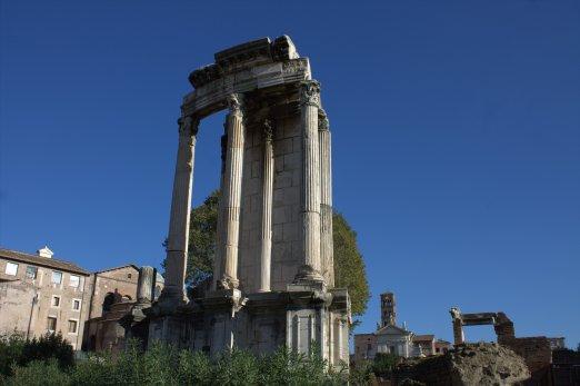 40. Roman Forum, Rome, Italy