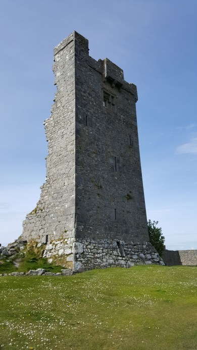 01. Muckinish Castle, Co. Clare
