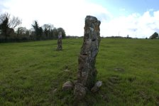 08. Knappogue Standing Stones, Co. Clare