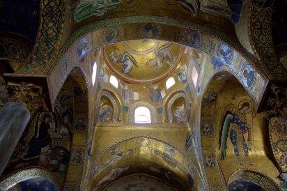 18. The Martorana, Palermo, Sicily, Italy