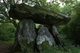 04. Gaulstown Portal Tomb, Co. Waterford