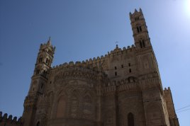 04. Palermo Cathedral, Sicily, Italy