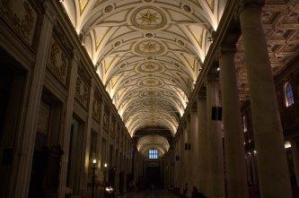 12. Basilica di Santa Maria Maggiore, Rome, Italy