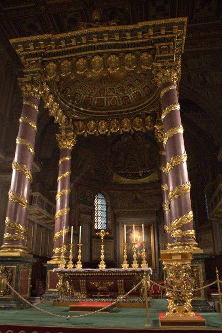 14. Basilica di Santa Maria Maggiore, Rome, Italy