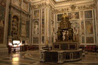 22. Basilica di Santa Maria Maggiore, Rome, Italy