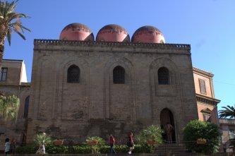 02. Church of San Cataldo, Sicily, Italy