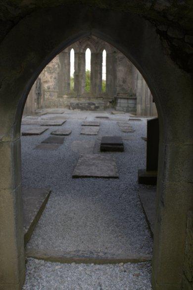 08. Corcomroe Abbey, Co. Clare