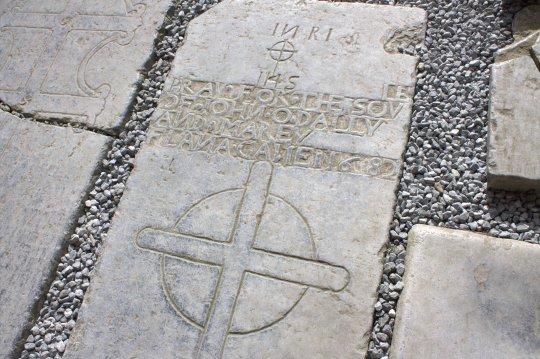23. Corcomroe Abbey, Co. Clare