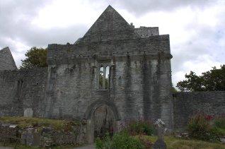 06. Muckross Abbey, Kerry, Ireland
