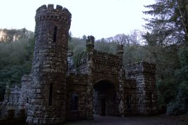 12. Ballysaggartmore Towers, Waterford, Ireland