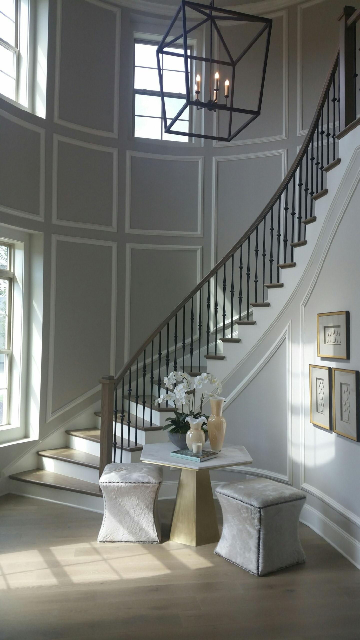Stair Remodel Atlanta By Vision Stairways U0026 Millwork