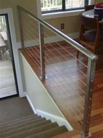 Cable Railing Straight 3
