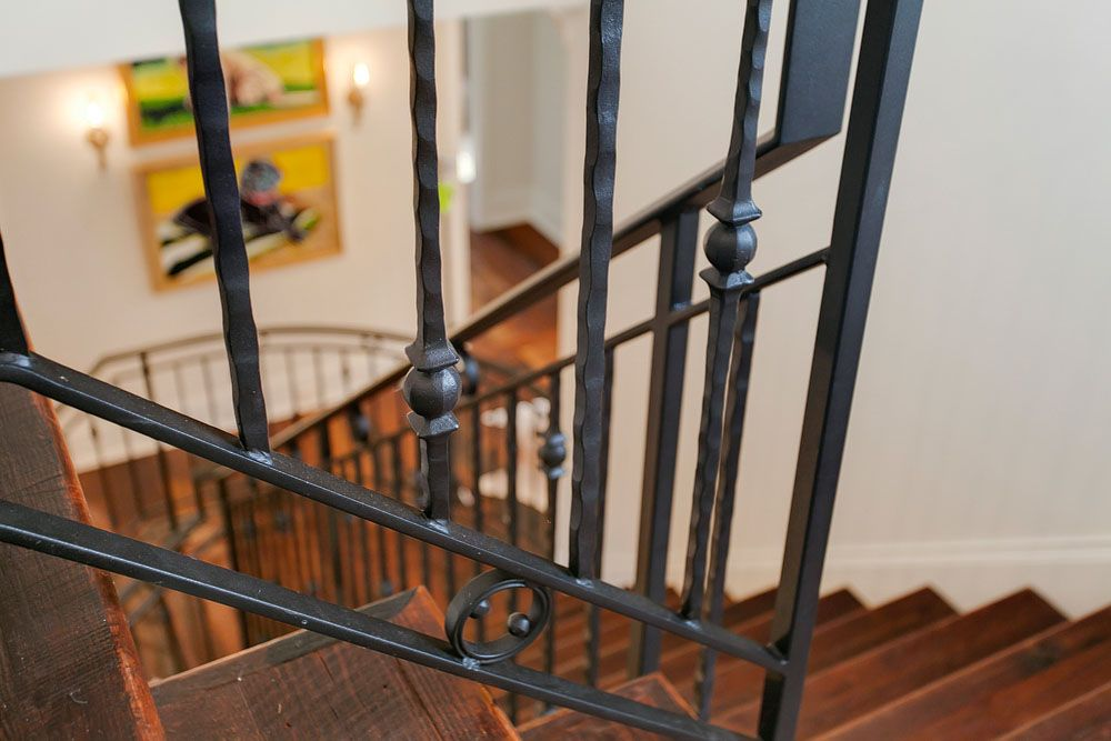 Balusters Can Also Be Called Spindles Or Stair Sticks. They Are Molded  Shafts Made Of Wood Or Metal Used To Support The Handrail On A Staircase.