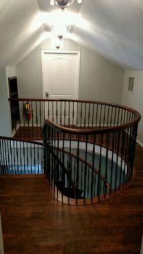 Dingler Custom Curved Staircase 4