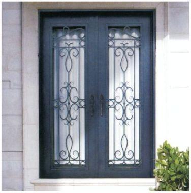 Forged-Iron-Door
