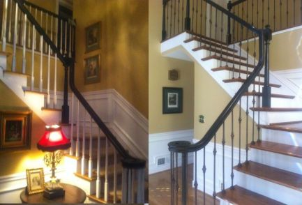 Iron Baluster for Staircase