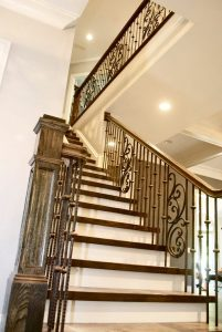 Vision Stairways And Millwork Has Been Providing Custom Wrought Iron And  Wood Stair Parts To The Mississippi Area For Over A Decade.
