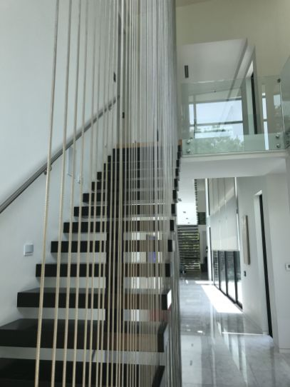 Modern Straight Stair 2