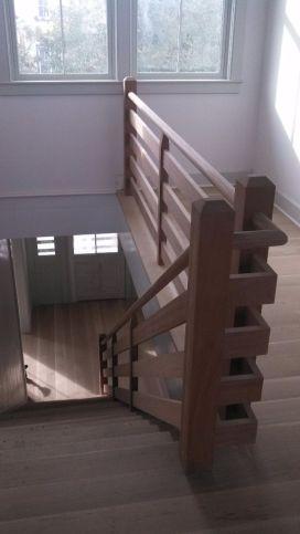 Straight Stair 10