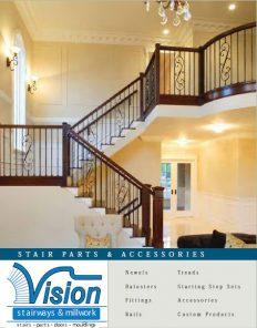 Delightful Vision Stairways And Millwork