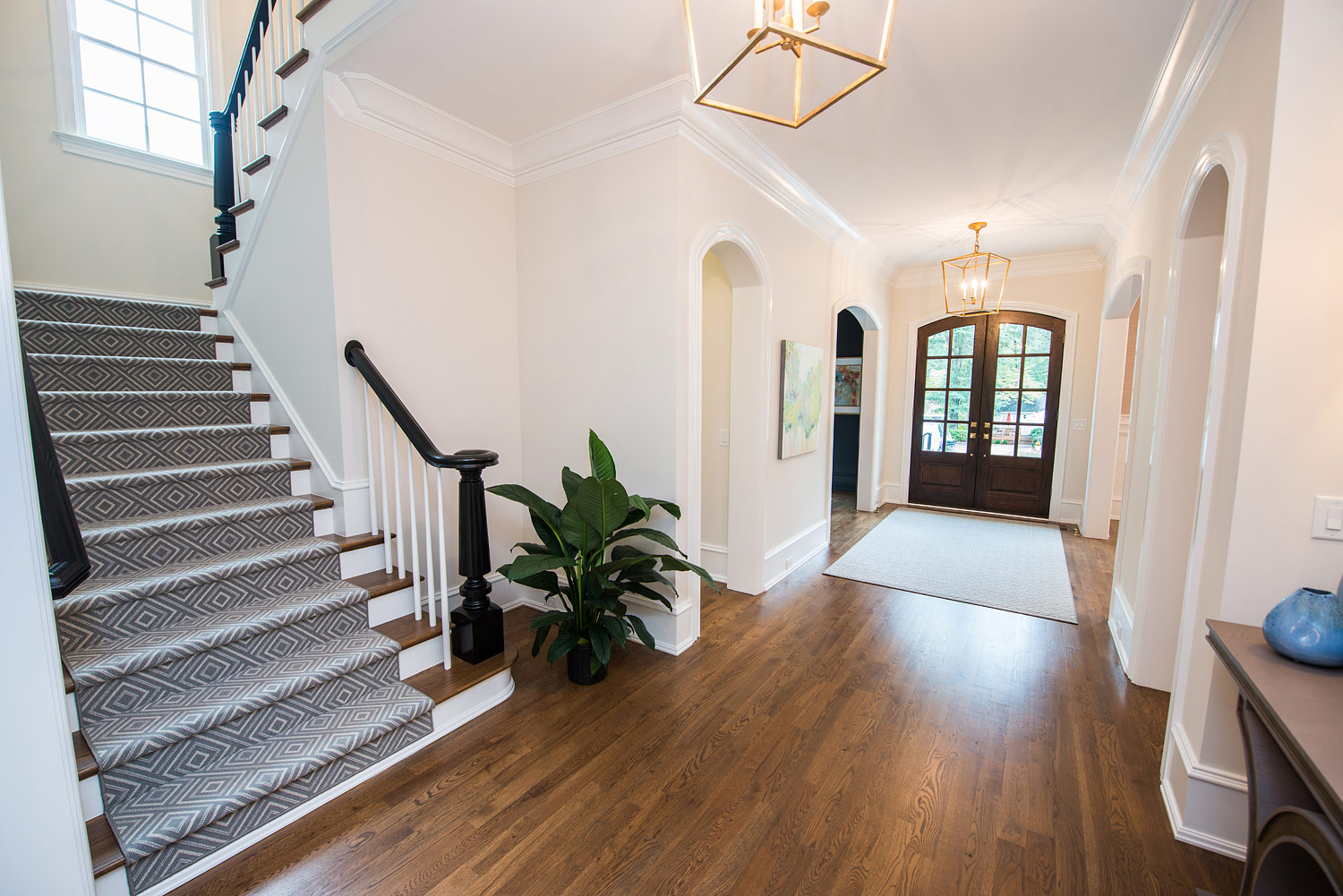 Stair Contractors and Entry Doors in Charleston