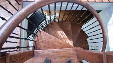 11 - Red Oak Spiral over view