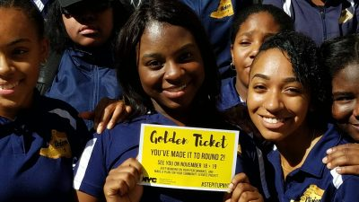 Golden Ticket Step it up 2017