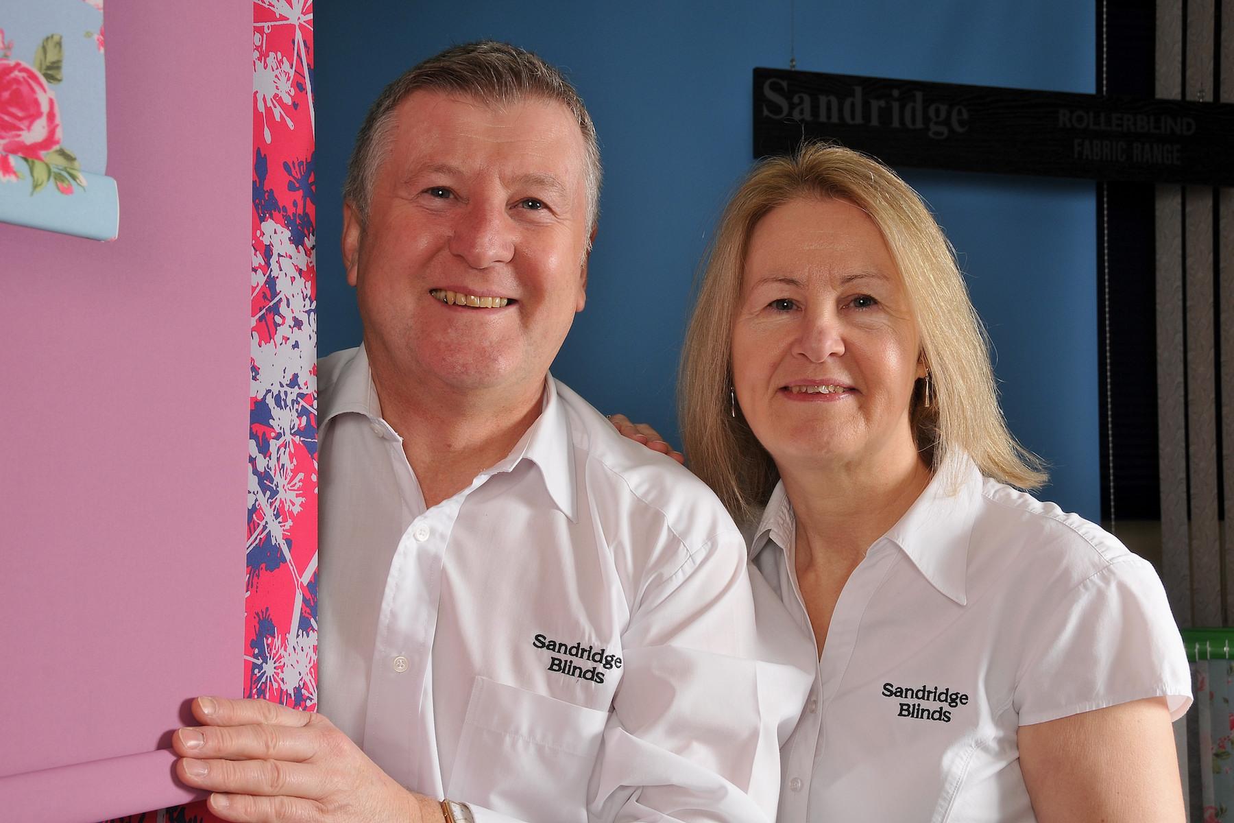 Diane and David Lens Replacement Surgery