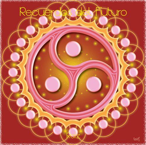 Mandalas con Mandala Recuerdos del Futuro Raíz