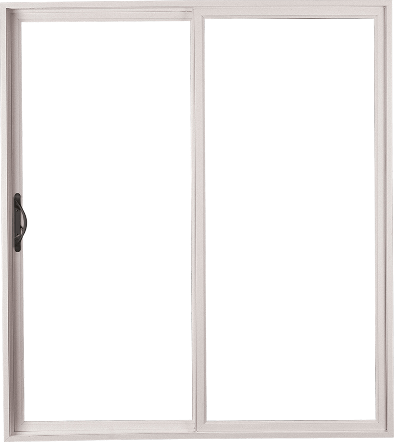 visions 3500 series sliding patio door