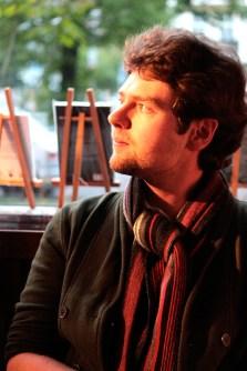 Lesebühne Vision und Wahn Berlin: Philipp Multhaupt