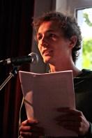 Lesebühne Vision und Wahn Berlin: Paul Waidelich