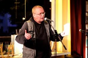 Lesebühne Vision und Wahn: Robert Rescue