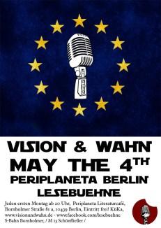 Vision und Wahn Mai 15