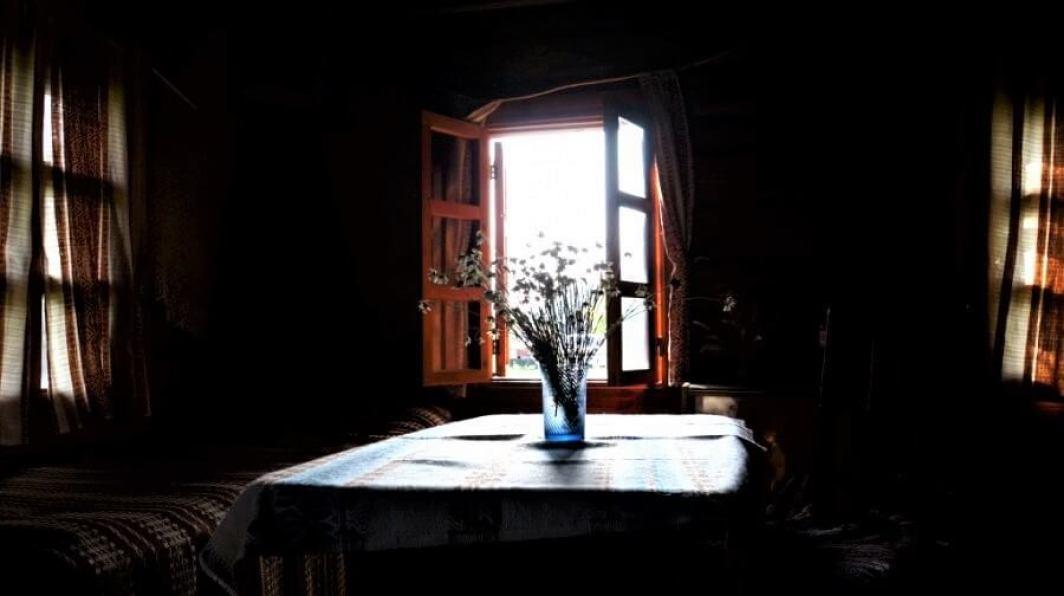Утро в деревне Забродье