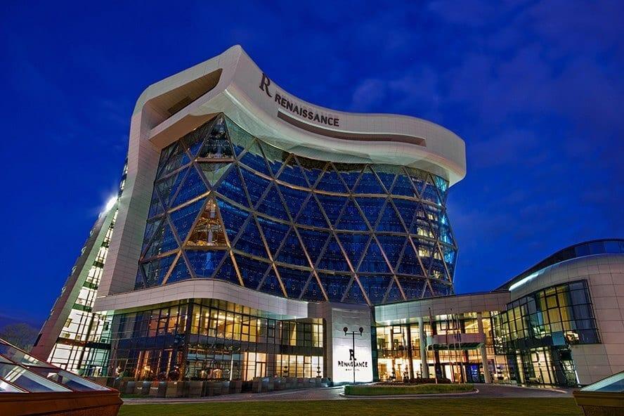 Renaissance hotel, luxury traveler index Minsk