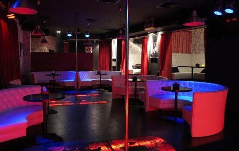 Gentlemen House strip Club