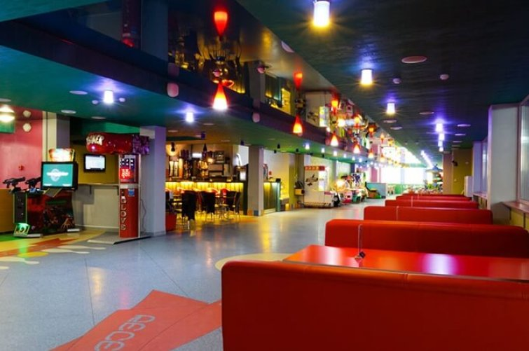 Titan Children Entertainment center Minsk, things to do with kids