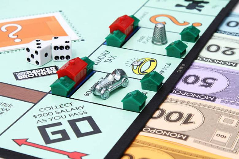 monopoly game for adults